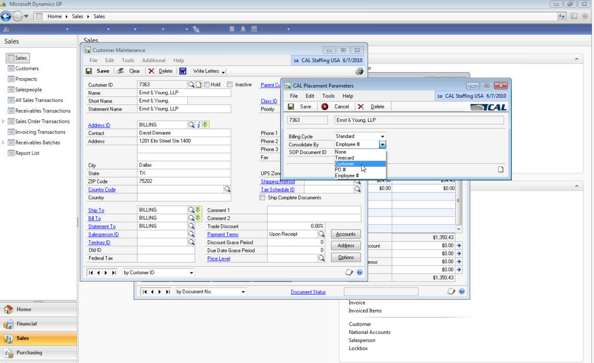 Photos of Great Plains Accounting Software