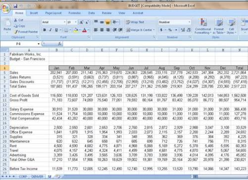 Microsoft Dynamics GP Tip: FRx Linked to an External Excel Spreadsheet ...