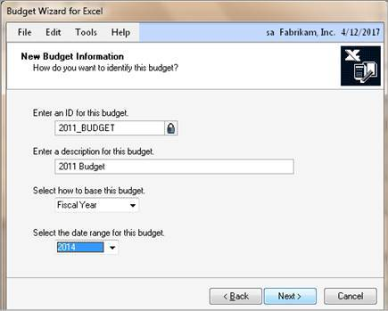 microsoft dynamics gp tip using budget template in gp exporting