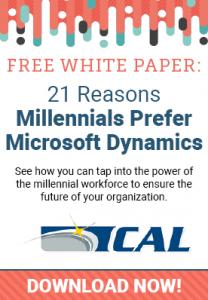 21 Reasons Millenials Prefer Microsoft Dynamics