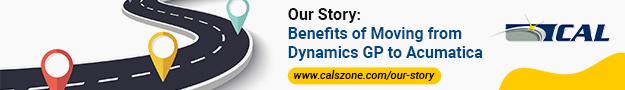 Acumatica vs Microsoft Dynamics GP - Our Story