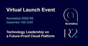 Acumatica 2020 R2Virtual Launch