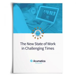 Acumatica eBook-The New State of Work in Challenging Times
