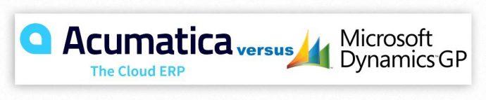 Acumatica versus Microsoft Dynamics GP