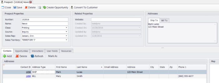 7 Ways to Use CRM Features in SalesPad for Dynamics GP to Track Customer Engagement - 1