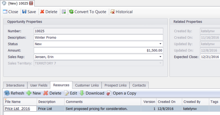 7 Ways to Use CRM Features in SalesPad for Dynamics GP to Track Customer Engagement - 4