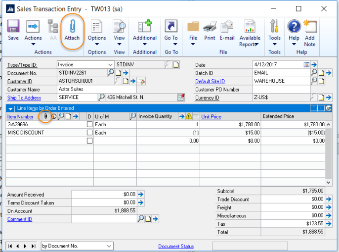 Eliminate Manual Entry in Dynamics GP Tip #5-Use Scan and Save to Stop Filing Paper-2