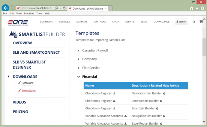 Importing SmartList Builder Templates and Granting Security-01