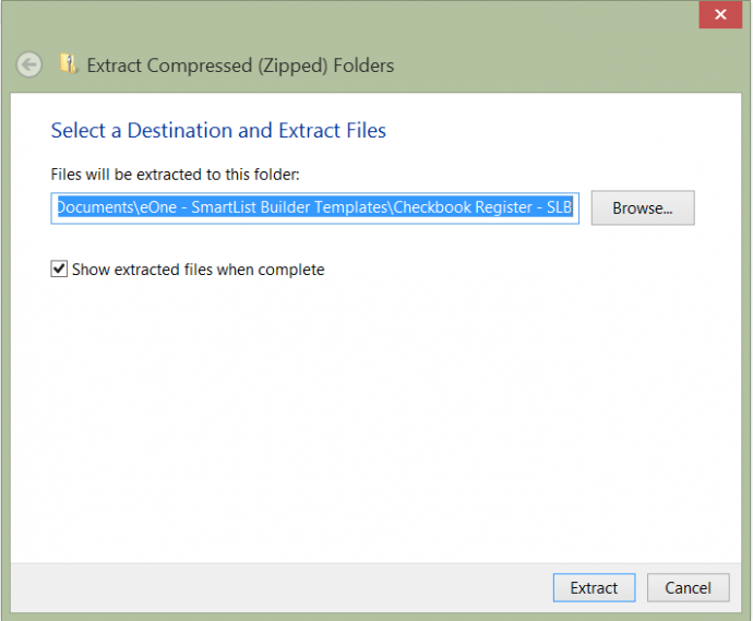 Importing SmartList Builder Templates and Granting Security-05