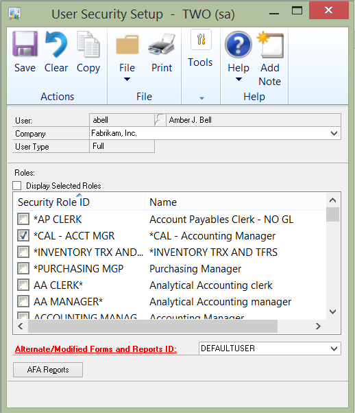 Importing SmartList Builder Templates and Granting Security-16